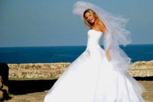 приметы про свадебное платье