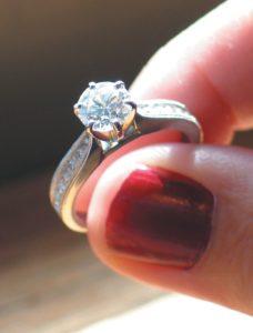 найти кольцо примета